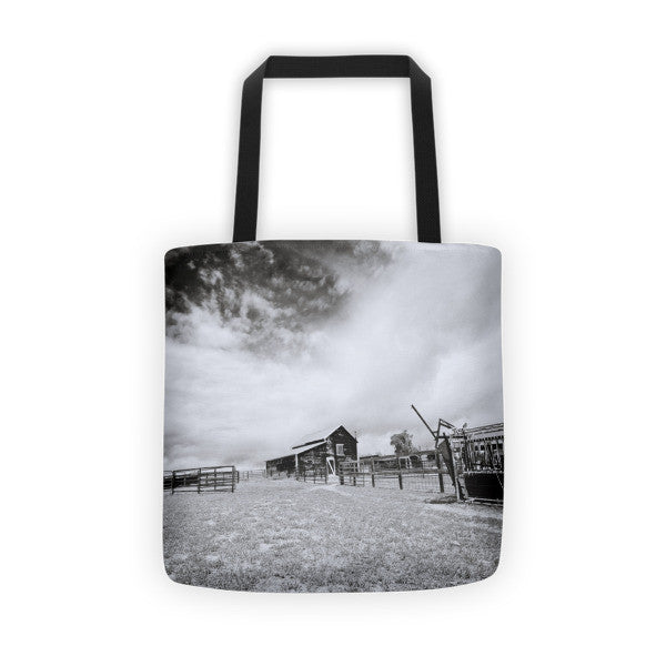 Ranchscape Tote bag