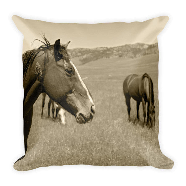 Young Stud Throw Pillow
