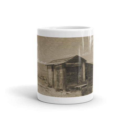 Out on the Prairie Mug