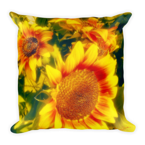 Off To The Fair Throw Pillow