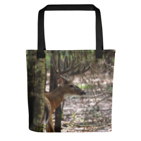 Whitetail Buck Tote bag