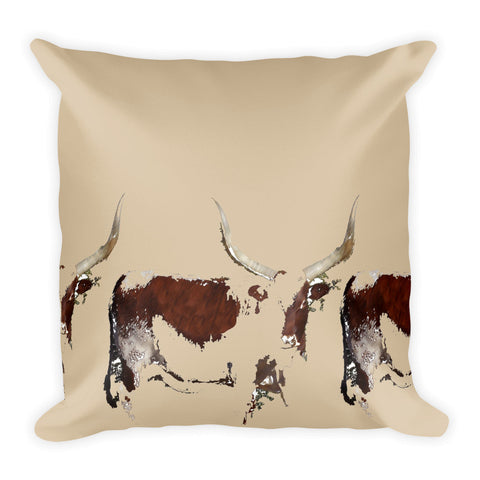 Cosmopolitan Watusi Throw Pillow