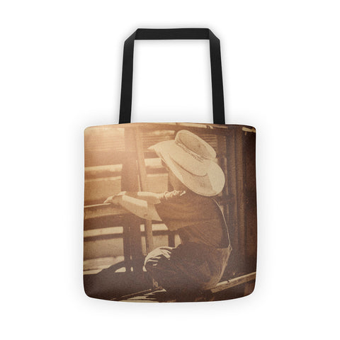 Rodeo Dreamin' Tote bag