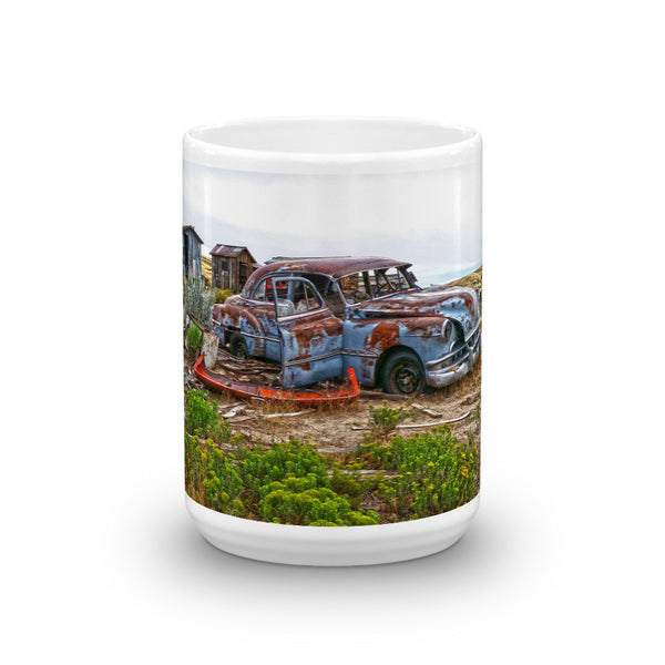 Homestead and Pontiac Mug