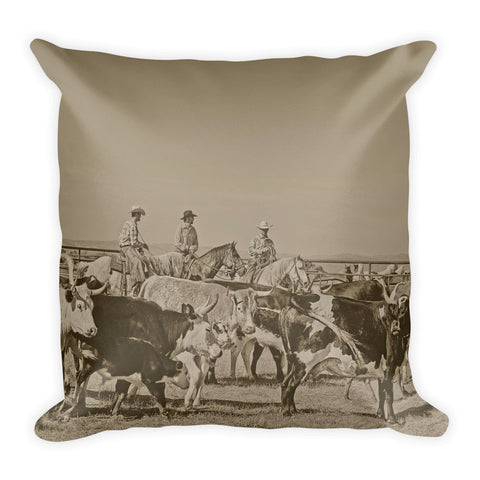Rockwell Moments Throw Pillow