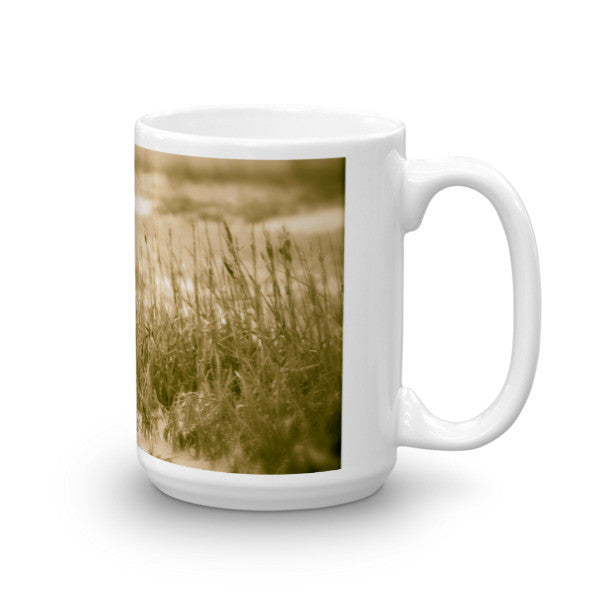 Breaking Wyoming Ice Mug