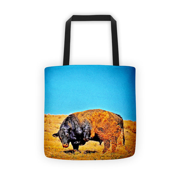 Throwing Sand Tote bag