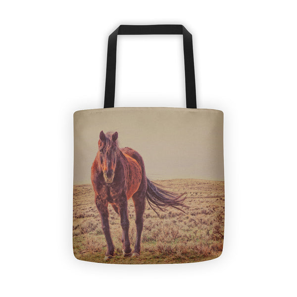 Rust And Prairie Wise Tote bag