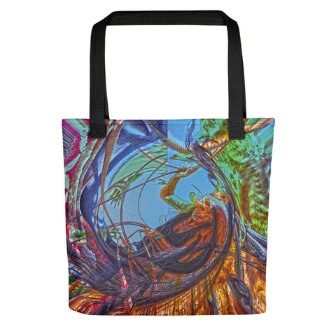 All That Rope Tote bag
