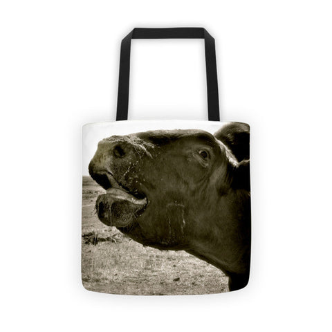 Bull Call Tote bag