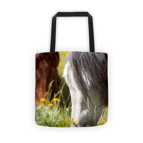 Autumn's Graze Tote bag