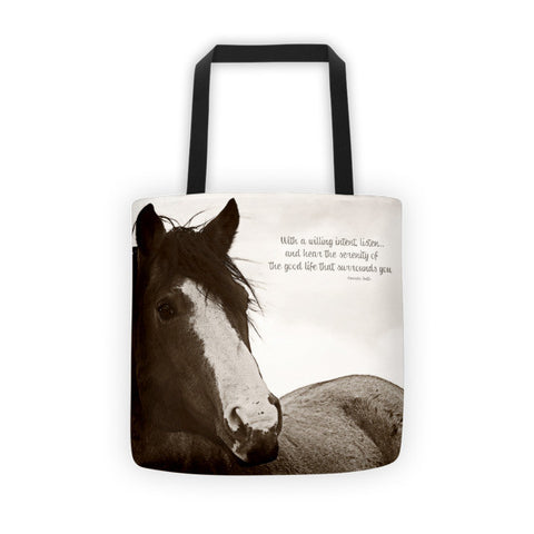 Inquisition Eyes and Ears Tote bag