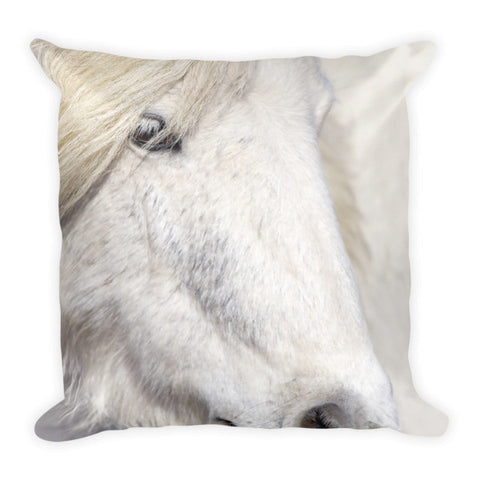 Majestic Throw Pillow