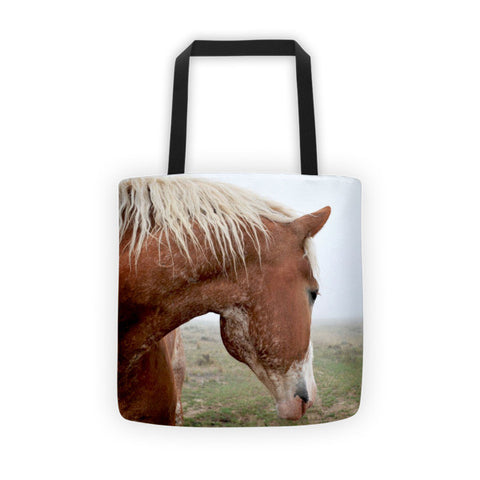 Dreaming in the Mist Tote bag