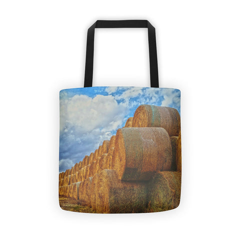 Afternoon Stack Tote bag