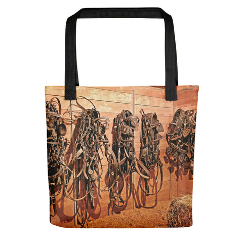 Harnesses Tote bag