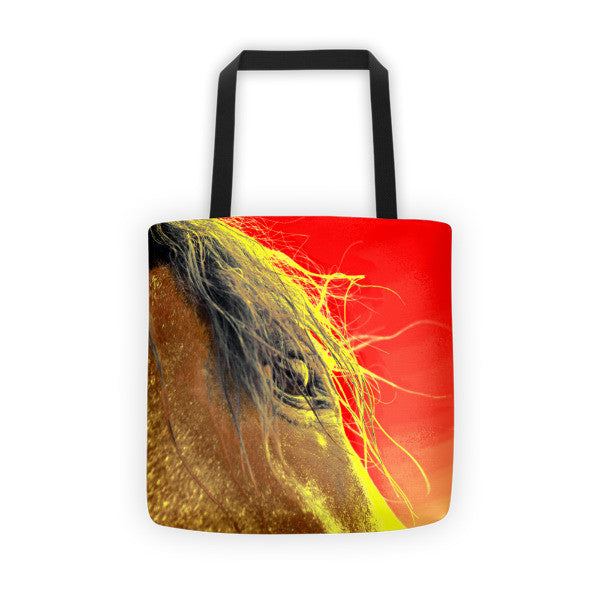 Whips Eye Electrified Tote bag
