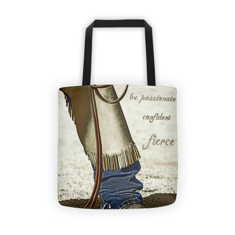 Wyoming Fierce Tote bag