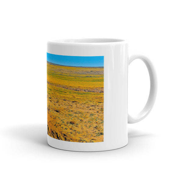 Saturated Sand Wave Mug