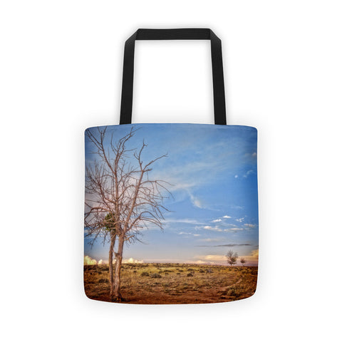 Wyoming High Desert Beauty Tote bag