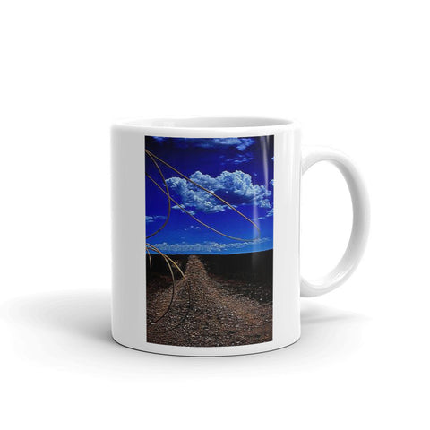 Rope the Road Ahead Mug
