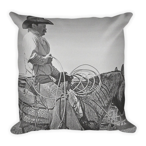 That Rope, That Shirt and That Hat Throw Pillow