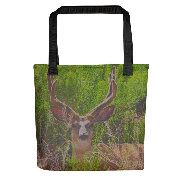 Velvouflage Tote bag