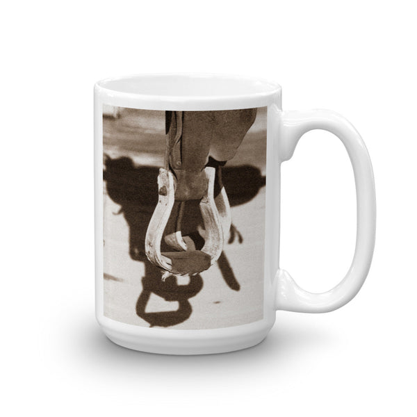 Shadow of the West Mug