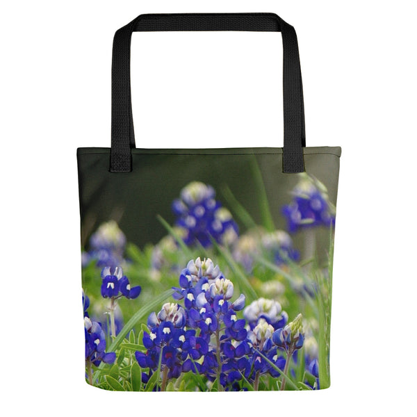 Springtime in Blue Tote bag