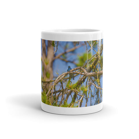 Mountain Bluebird Mug