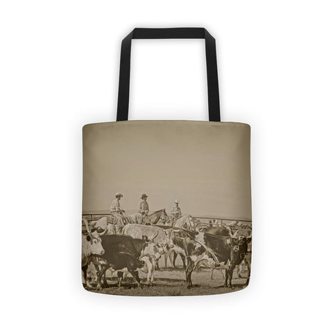Rockwell Moments Tote bag