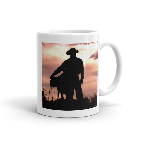 Leaving Wickenburg Mug
