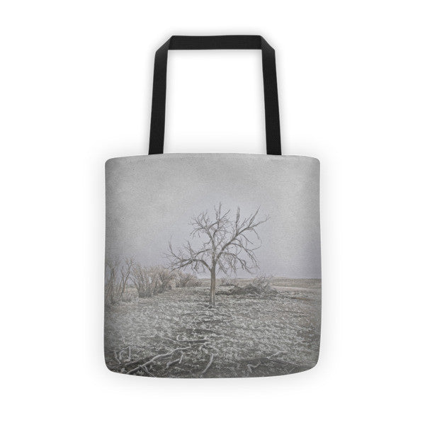 Frosted Tote bag