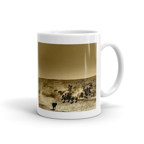 Cattle, Bulls and other Livestock Coffee Mugs