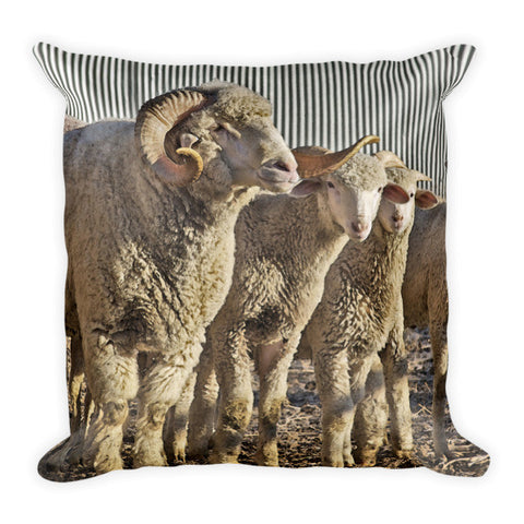 When I am Older Throw Pillow