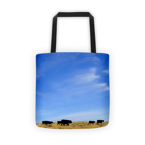 The Walk Tote bag