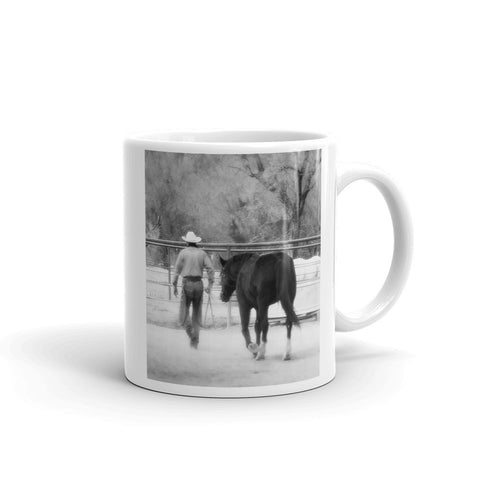 Hour By Hour I Place my Days in Your Hands Mug