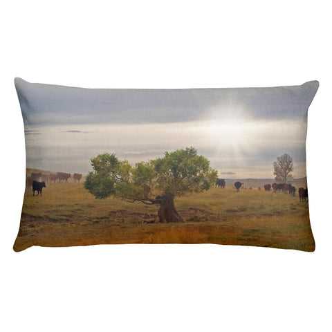 October Drive Rectangular Pillow