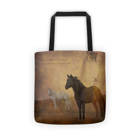 Look Forward Tote bag