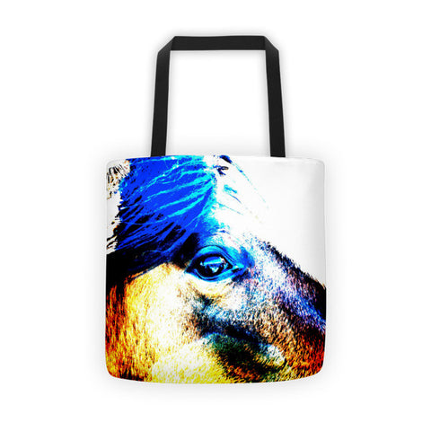Mustang Sally Tote bag