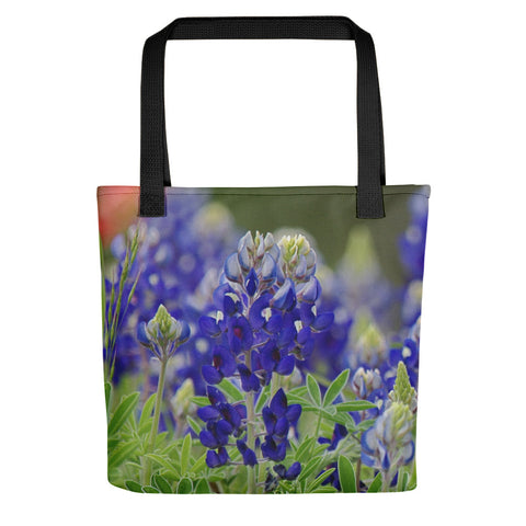 Roadside Beauties Tote bag