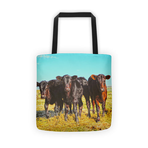 In the Mood for Hay Tote bag