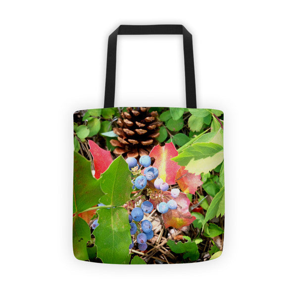 The Colors of Fall Tote bag