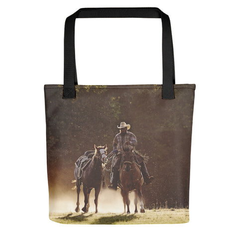 A Dollar in the Dust Tote bag