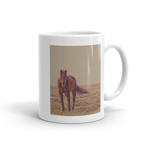 Rust And Prairie Wise Mug