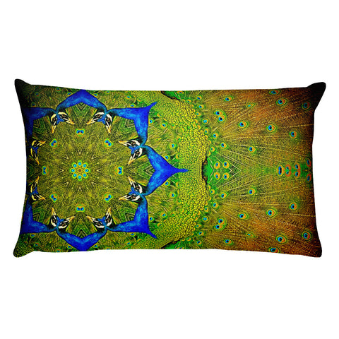 Kaleidoscope Rectangular Pillow