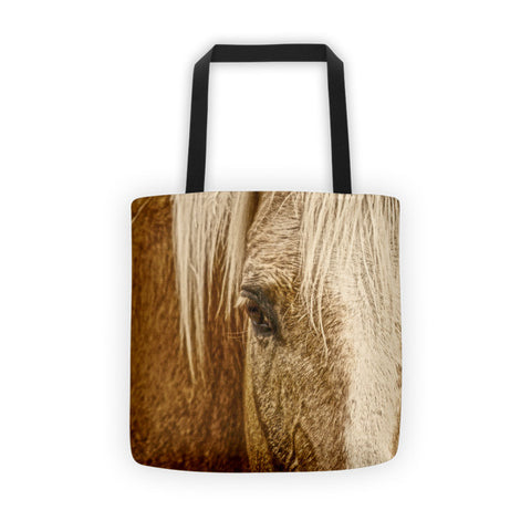 Wickenburg's Palomino Gold Tote bag