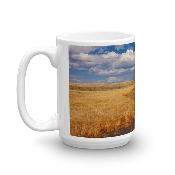 Amber Waves of Gold Mug