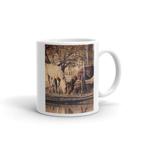 Autumn Reflection Mug