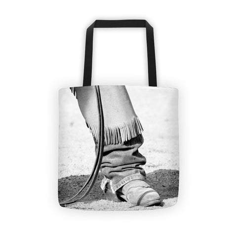 Genesis Fear Thou Not Tote bag